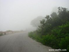Way to Nandi Hills - Bangalore