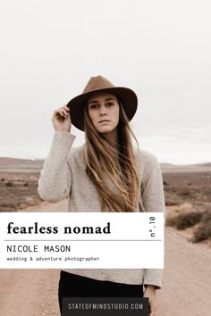 Interview with Nicole Mason.