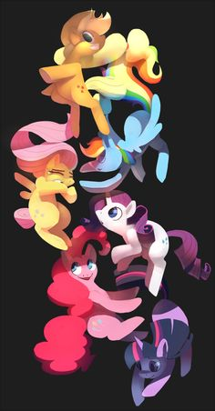 My Little Ponies picture