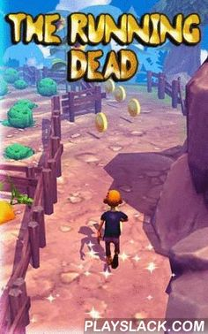 The Running Dead  Android Game - playslack.com , Control a living-dead running on through pretty venues. assist the living-dead jump over dissimilar hindrances on the route. Get prepared for infinite run around colourful world of this entertaining game for Android. lead a living-dead as far as viable. Keep it running along meandering  routes, infinite stairways, and other paths. accumulate gold coinages along the route and use them to open brand-new characters and tracks. In time tap the…