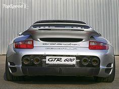 Porsche Gemballa Avalanche 2015
