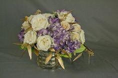 Purple Wedding Arrangements, Free Wedding, Floral Design, Floral Wreath, Wreaths, Flowers, Floral Crown, Door Wreaths, Floral Patterns