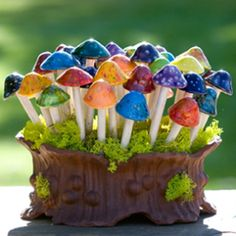 jj potts mushroom love....