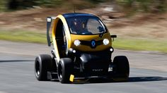 First Drive: the Renault Twizy F1