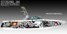 #mastercraft #boatwraps #sirlinwraps #wakeboarding #boating #sirlin #joshsirlin #graphics