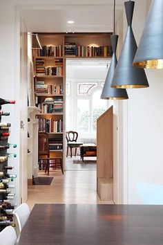 Book Tower House: A bibliophile's dream home | 10 Stunning Homes
