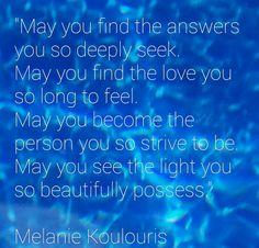 #quotes #quoteoftheday #words #melaniekoulouris