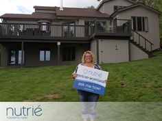 Automatic Body™ - Nutrie Pays Julie's Mortgage