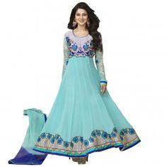Salwar Suits Online - Buy Designer Salwar Kameez for Women with Upto Off - IndiaRush Salwar Suits Online, Designer Salwar Suits, Long Anarkali, Anarkali Suits, Working Blue, Ethnic Wear Designer, Prom Dresses, Formal Dresses, Ethnic Fashion