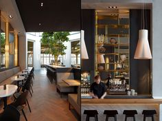 De Plantage Café & Restaurant by Studio Linse, Amsterdam – Netherlands » Retail Design Blog