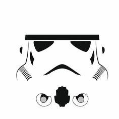 Star Wars Characters: Storm Trooper 12 x 12 Paper