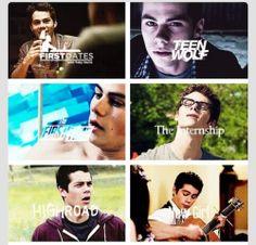 Just stiles stilinski teen wolf is good he is our perfect baby stiles!