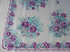 Vintage Linens-have several vintage hankies