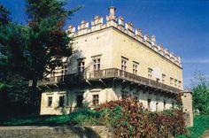 Slovakia, Betlanovce - Renaissance monastery