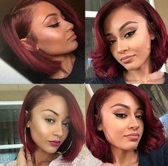 Love her red @mickeygonzalez_ - http://community.blackhairinformation.com/hairstyle-gallery/short-haircuts/love-red-mickeygonzalez_/