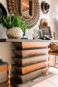 Bring a collected-over-time look to your home with handmade pieces of various styles and textures. The best part? You don't even even have to leave your sofa.