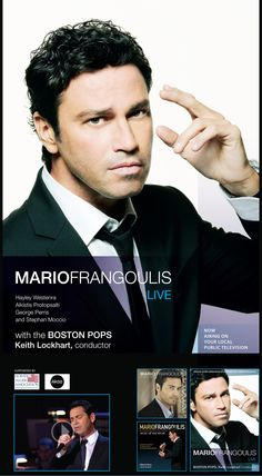 The official website of Mario Frnagoulis