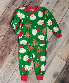 18 Best Holiday Pajamas for Kids images  877de46d0