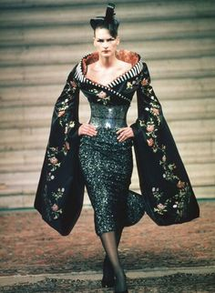 Givenchy by Alexander McQueen, Haute Couture AW97
