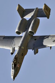 Eyes to the Skies - A-10 Warthog