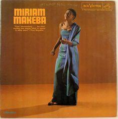 Miriam Makeba. RCA Victor. 1961.