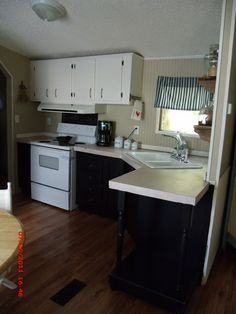 modern white manufactured home interior doors. Momma Hen s Beautiful Single Wide Makeover  Mobile Home wide Hens and