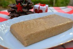 Turrón blando de Jijona, receta fácil/ JANA: also super tasty; make a savoury sauce for turkey fillet; with turron, brandy, cream cheese (w/nuts), and requeson (cottage cheese or cream as you like), some curry, chili. cinnamon. Yum!