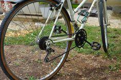 Vélo VTC femme