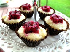 French Fridays With Dorie - Coconut Friands @Divababu