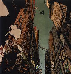 BAT WINGS by  Paul Pope