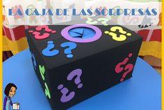 La caja de las sorpresas_Eugenia Romero
