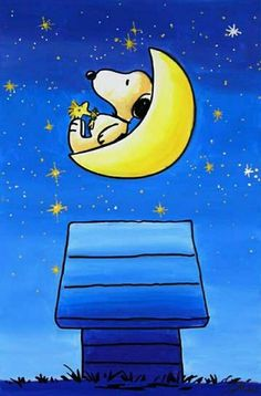 Sweet Dreams from Snoopy & Woodstock Snoopy Love, Snoopy E Woodstock, Peanuts Cartoon, Peanuts Snoopy, Peanuts Movie, Snoopy Pictures, Snoopy Wallpaper, Snoopy Quotes, Joe Cool