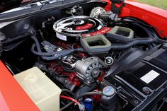 455 Buick Stage 1 Engine … Engines, Transmissions