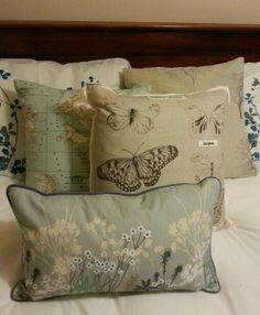 Cushions... Like the map one