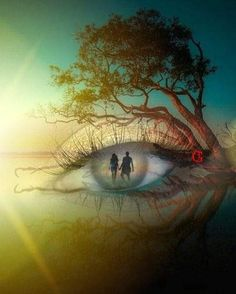 Take the journey. Spiritual Eyes, Spiritual Images, Surreal Photos, Surreal Art, Cool Pictures, Beautiful Pictures, Eyes Artwork, Photos Of Eyes, Crazy Eyes