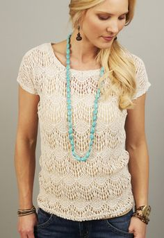 Olive + Oak Lace Top // @Tanya Uzan I'm in love with this top!   #smpliving