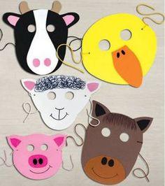 Craft Foam Animal Masks & For Babies & Kids at Joann.com