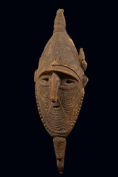 Ancestor spirit mask Papua New Guinea - Sepik