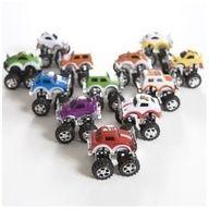 Amazon.com: Monster Pullback Trucks - 12 per unit: Toys  Games