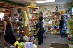 Calico, Sage & Thyme is full of gift and home decor items. Located at 115 Clay St. in Bowling Green, OH.