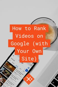 Learn how to rank videos that are embedded or hosted on your own website, on Google. Ranking your website as a video-rich snippet brings lots of SEO benefits! Cat Site, Video Google, Own Website, Video News, Search Engine Optimization, You Funny, Seo, Infographic, Learning