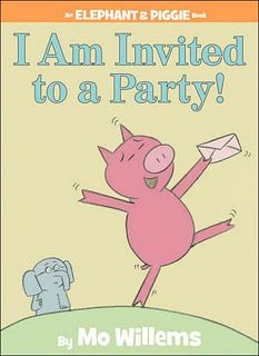 Elephant and Piggie books by Mo Willems...Excellent series for young readers!
