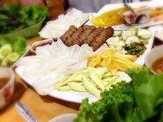 Thank you as always♪♪ - 117件のもぐもぐ - Vietnamese Food แหนมเนือง by Pat Zaa