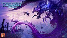 ArtStation - How to Paint your Dragon, Trent Kaniuga