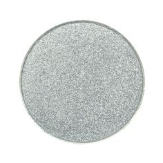 Makeup Geek Foiled Eyeshadow Pan - High Wire - Medium silver with subtle blue undertones medium silver w/ hint of blue.