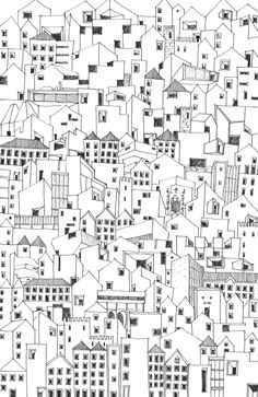 Gallery Of These Intricate Illustrations Portray The Details Fantastical Cities