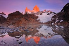 Mount Fitz Roy - Argentina | 17 Stunning Natural Wonders You Didn't Know Existed
