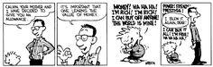 Calvin & Hobbes : Les défauts de Calvin
