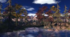 Fantasy Faire 2014 - Medhir Woods_001 Largest Waterfall, Autumn Forest, Woods, Fantasy, Explore, Nature, Outdoor, Outdoors, Naturaleza