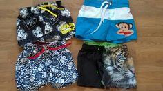 Lot de 4 shorts de bain garçon - H